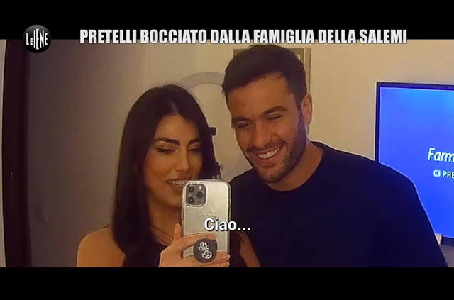 Giulia Salemi lo lascia e Pierpaolo Pretelli affranto va via di casa: ecco cos'è successo
