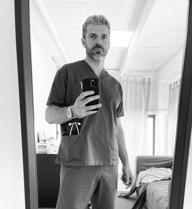 Luca Argentero, le prime foto dal set di 'Doc - Nelle tue mani 2': guarda