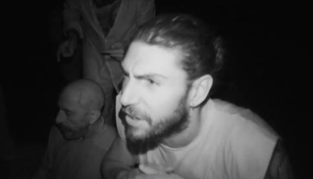Ignazio Moser, rissa sfiorata con Matteo Diamante all'Isola: le immagini