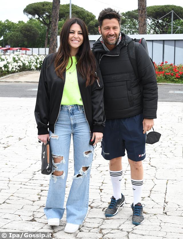 Torna la mondanità a Roma: Camassa e Bisciglia in coppia al Tennis & Friends