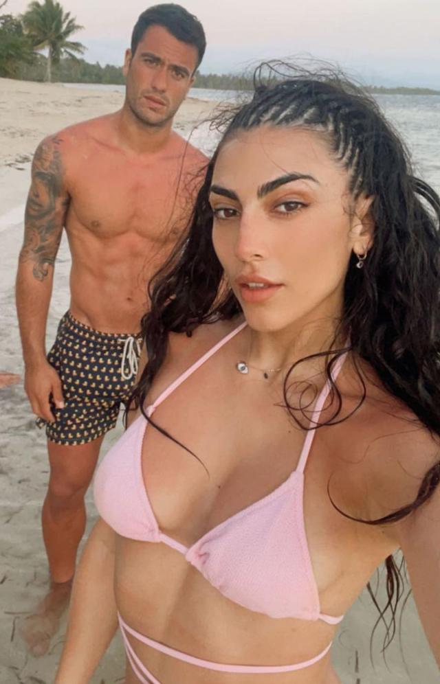 Giulia Salemi e Pierpaolo Pretelli, prima vacanza di coppia: ecco dove sono