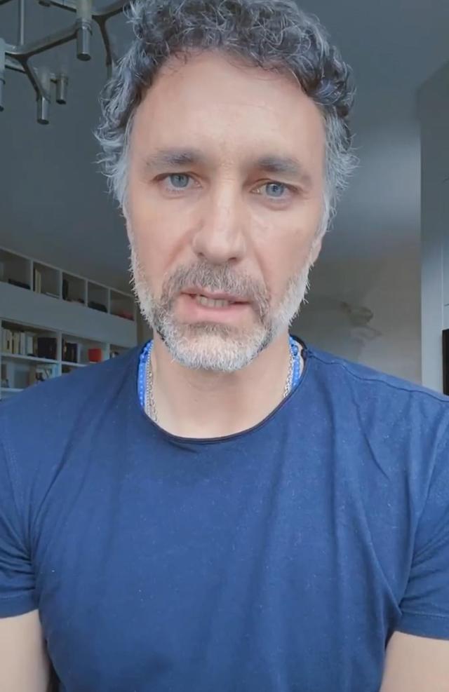 Raoul Bova conferma: 'Sarò in Don Matteo, entrerò in punta di piedi'