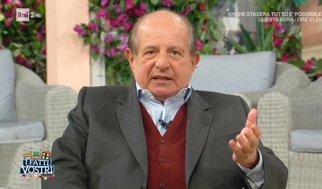 Magalli lascia I Fatti Vostri dopo 30 anni: 'Sono felicissimo'. Al suo posto arriva...