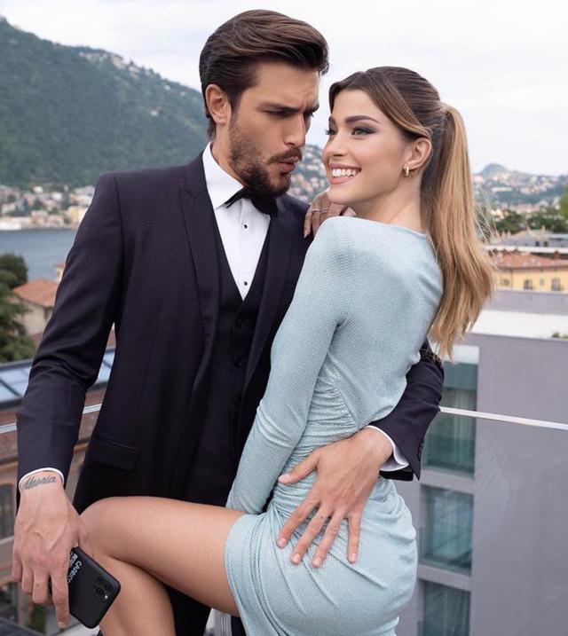 Andrea Zelletta, 27 anni, ha raccontato quanto spesso fa l'amore con la fidanzata Natalia Paragoni, 23