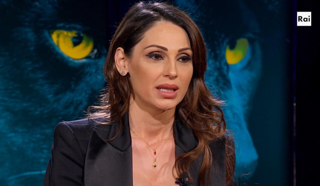 Anna Tatangelo e l'addio con Gigi D'Alessio: 'Mio figlio piangeva, non lo accettava'