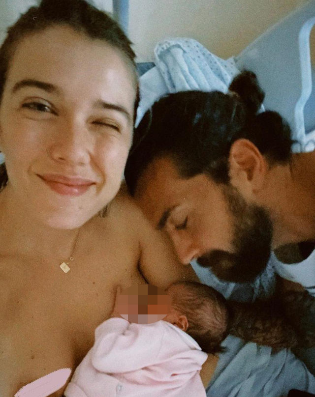 Martina Pinto è mamma: ecco il nome particolare scelto per la figlia
