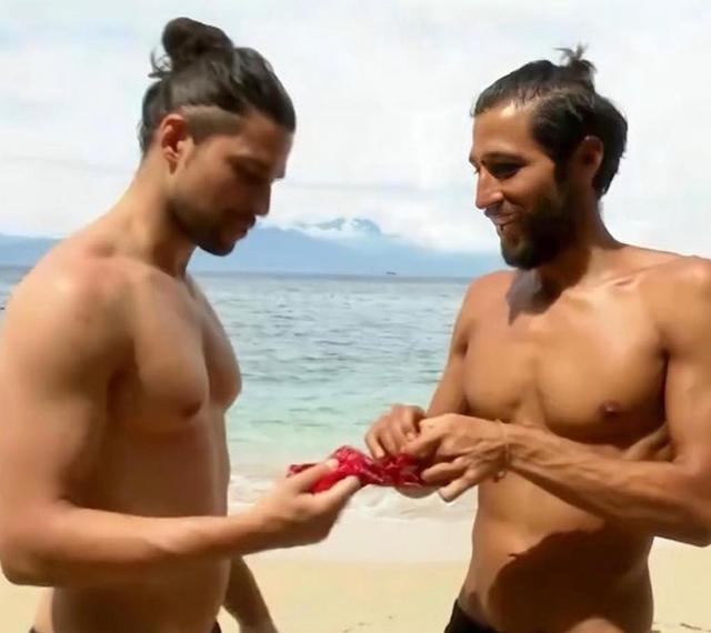 Luca Onestini raggiunge il fratello Gianmarco in Honduras a Supervivientes e gli porta due regali: ecco quali