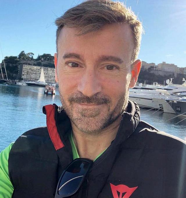 Max Biaggi rivela: 'Valentino Rossi non mi saluta quando mi incontra'