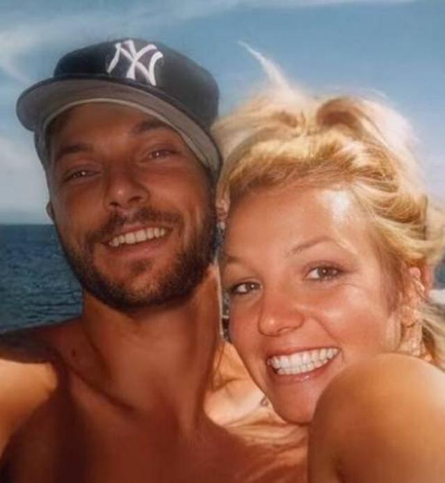 Britney Spars, 39 anni, e Kevin Federline, 43, ai tempi del loro amore