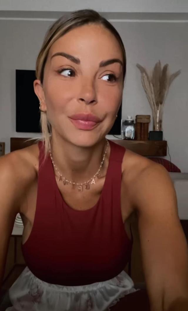Sabrina Ghio dopo l'operazione subita: 'La notte non dormo'. Ecco cos'ha