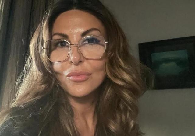 L'attrice romana Sabrina Ferilli, 57 anni, ha da poco finito di girare il nuovo film di Leonardo Pieraccioni