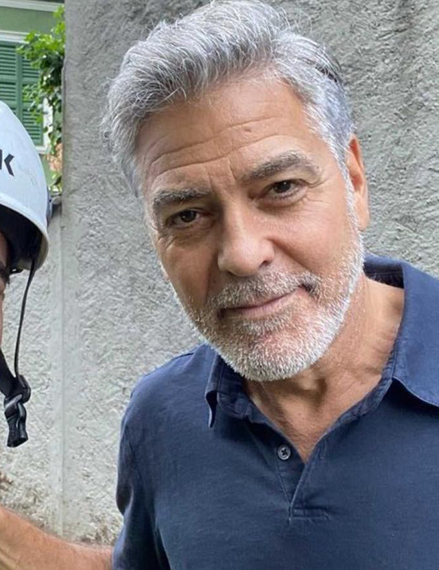 George Clooney, 60 anni, è noto per la sua generosità da tempo