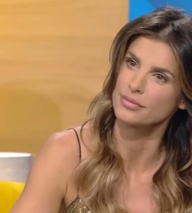 Elisabetta Canalis, 42 anni, ha avuto una relazione con Clooney tra il 2009 e il 2011