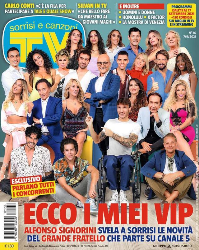 GF Vip 6, il cast ufficiale: ecco i concorrenti della nuova edizione del reality