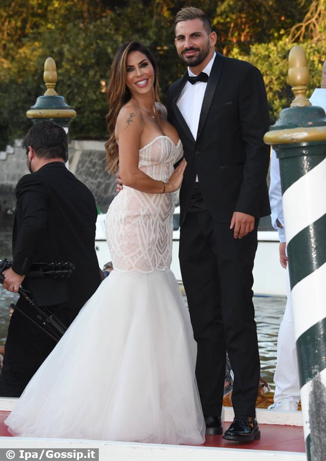 Guendalina Tavassi, a Venezia 78 arriva il primo red carpet col nuovo fidanzato