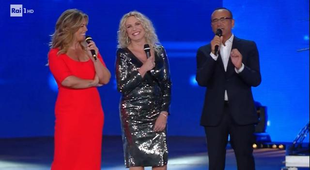 Antonella Clerici torna in tv carica e con più d tre chili in meno: dichiarazione