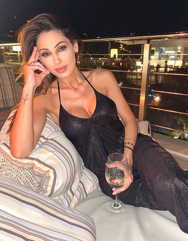 Anna Tatangelo, 34 anni, ha ammesso che il mancato matrimonio con Gigi D'Alessio, suo ex compagno e padre di suo figlio Andrea, l'ha fatta soffrire