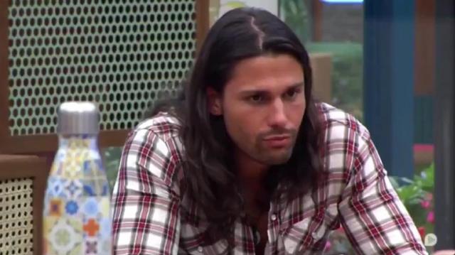Luca Onestini, 29 anni, nel reality spagnolo 'Secret Story' spiega di non sapere perché l'ex fidanzata Ivana Mrazova lo abbia lasciato