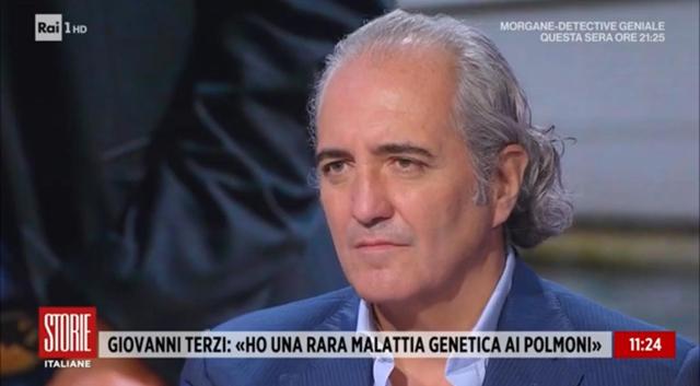 Giovanni Terzi e la malattia: 'Vado in ospedale una volta al mese, mi è venuto anche il diabete e forse mi servirà il trapianto'