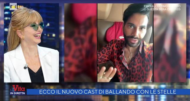 Federico Fashion Style a Ballando con le stelle: 'Sarò pazzesco'