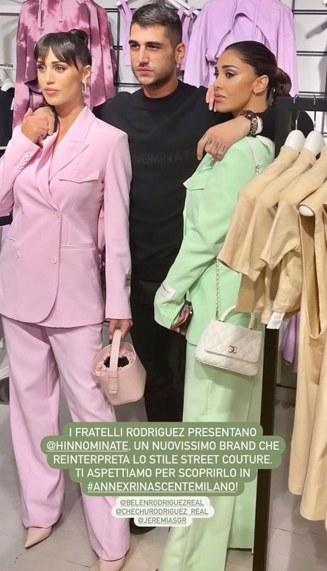 I fratelli Rodriguez presentano il loro nuovo brand a Milano