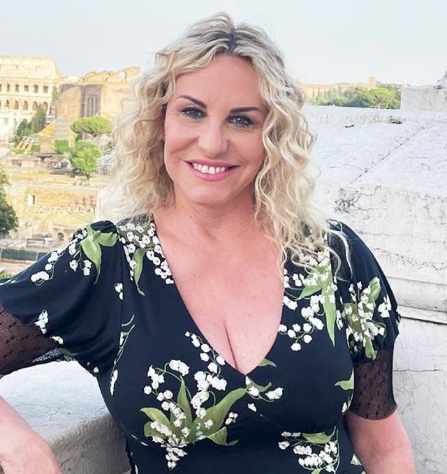 Antonella Clerici: 'Sono stata una sportiva 'piaciona', oggi mi tengo in forma così'