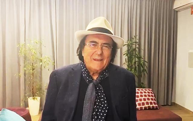 Albano Carrisi, 78 anni, ha accettato l'offerta di Milly dopo anni di corteggiamenti
