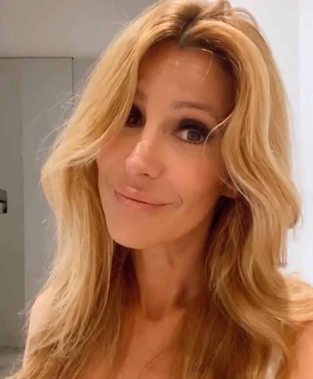 Adriana Volpe parla per la prima volta della separazione dal marito Roberto Parli: 'Ho paura, sono delusa'