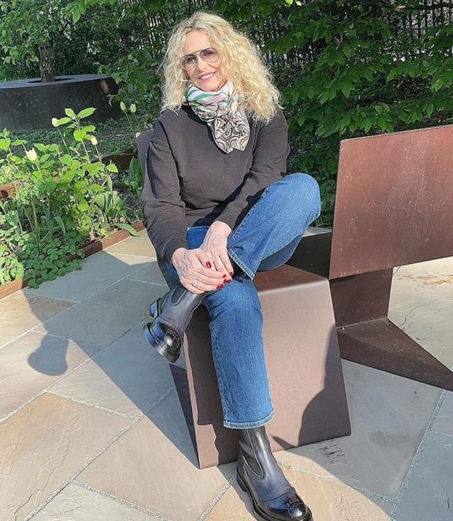 Antonella Clerici destabilizzata dalla menopausa: 'Il mio corpo è diventato più grosso'
