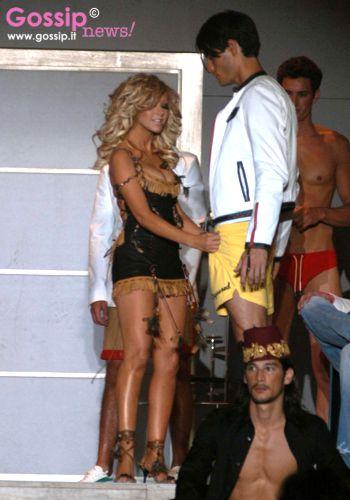 Christina Aguilera per DSquared