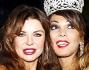 Alba Parietti  con Miss Trans 2014