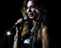 Alba Parietti sul palco