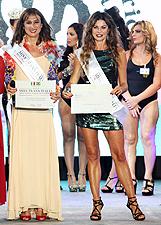 Alba Parietti in giuria al Gay Village per la finale di Miss Trans: le foto