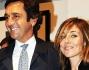 Elisabetta Ferracini con Pierre Forleo