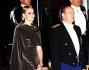 Charlene ed Alberto con Pierre Casiraghi, Andrea Casiraghi e Carolina di Monaco all\'Opera Grimaldi Forum di Monaco