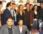 Il cast posa insieme: dal regista Massimiliano Bruno a Rocco Papaleo, Maurizio Mattioli a Camilla Filippi e Ambra Angiolini