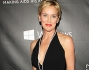 Sharon Stone all'annuale amfAR Inspiration Gala di Hollywood