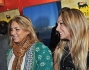 Romina Power con le figlie Romina Junior e Cristel Carrisi al \'Los Angeles, Italia Film Festival\'