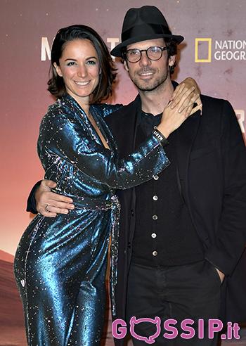 Andrea Delogu e Francesco Montanari