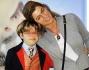 Roberta beta con il figlio Filippo Sebastiano