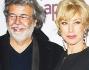 Nancy Brilli ed il compagno chirurgo plastico Roy De Vita