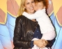 Adriana Volpe con la figlia Gisele durante il photocall del film a Roma