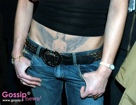Tattoo Design: Asia Argento Tattoo asia argento :wow. ph12699389