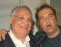 Max Tortora con Franco Califano