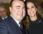 Fanny Cadeo insieme all'avvocato Cataldo Calabretta