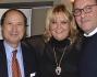 Filippo Crea con Attilio Maseri, Antonio Caridi e Patrizia Caimmi