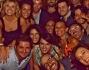 Barbara Foria fa festa con gli amici e i colleghi per i suoi 40 anni