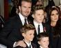 Victoria Beckham insieme a Brooklyn, Romeo e Cruz per la prima di 'The Class of 92' che vede tra i protagonisti David Beckham