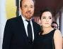 Christian De Sica e la figlia Maria Rosa
