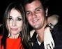 Paola Benegas con Davide Lippi